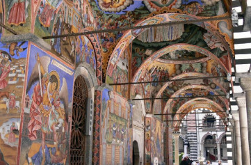 One day trip to Rila monastery Gallery