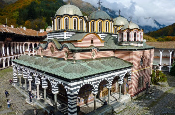 One day trip to Rila monastery